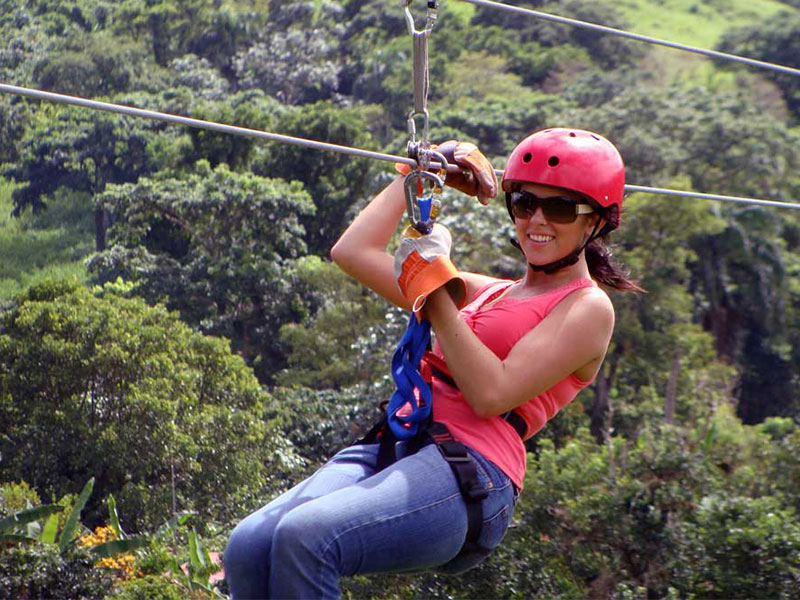 Zip Line Adventure Punta Cana