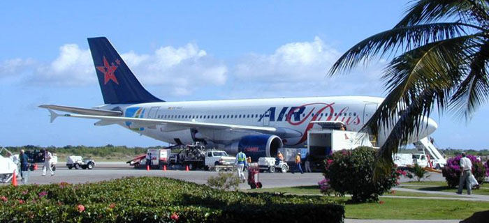 punta cana airport transportation