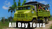 things to do in punta cana all day tours