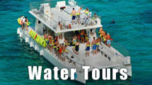 things to do in punta cana water tours