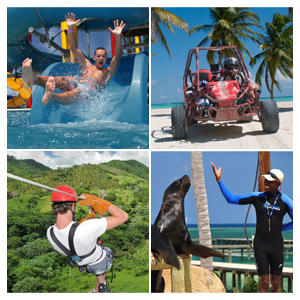 All punta cana things to do
