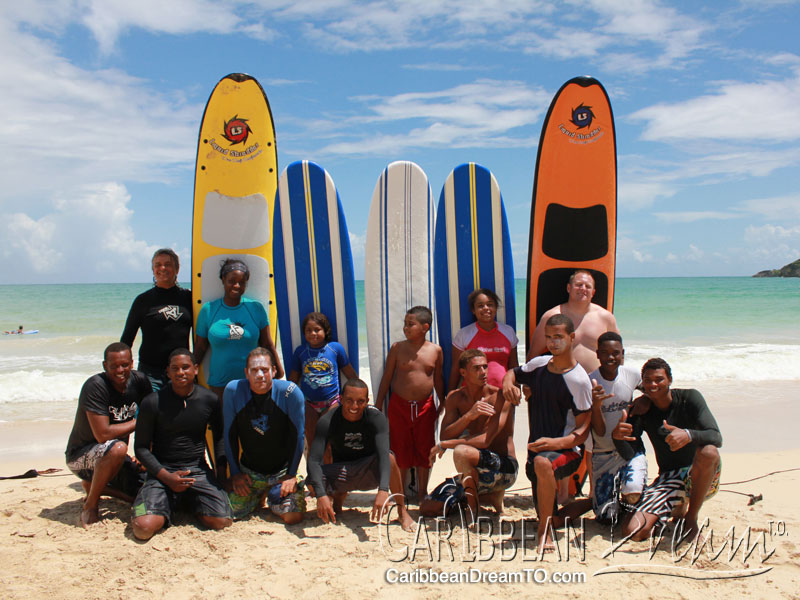 Surfers Group
