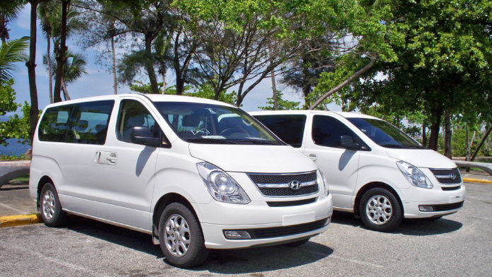 Punta Cana white taxis